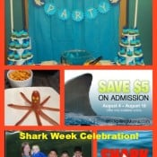 shark week celebration