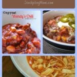 10 Chili Recipe Collage