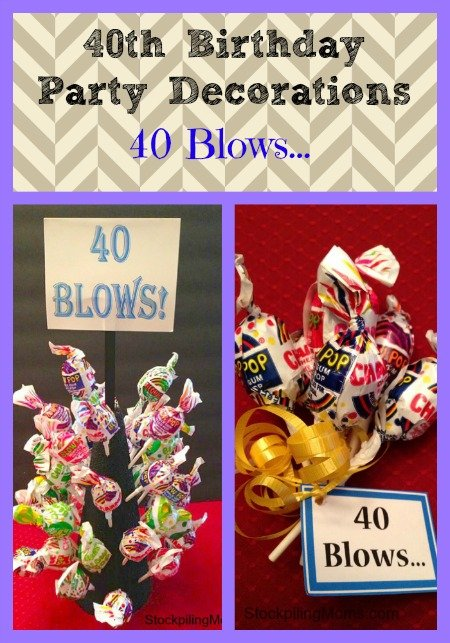 Diy 40th Birthday Gifts For Her Best Diy Do It Your Self