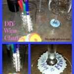 DIY Wine Charms