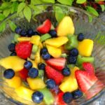 Gingered Fruit Salad final