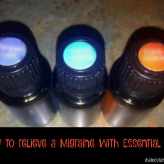 How to relieve a Migraine