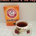 how to remove a tea stain from a tea cup final