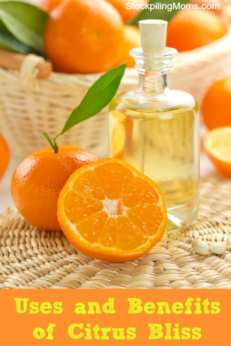 How citrus bliss oil helps with mood management and works great on kids!