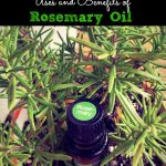 uses and benefits of rosemary oil
