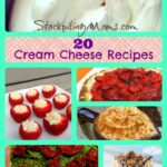 20 Cream Cheese Recipes Collage