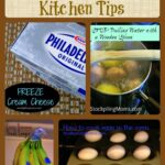 20 Kitchen Tips Collage
