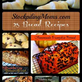 25 Bread Recipes