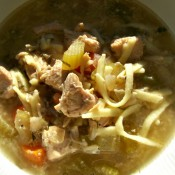 Crockpot Chicken Noodle Soup2