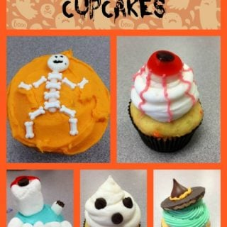 Halloween Cupcakes – Decorating Ideas