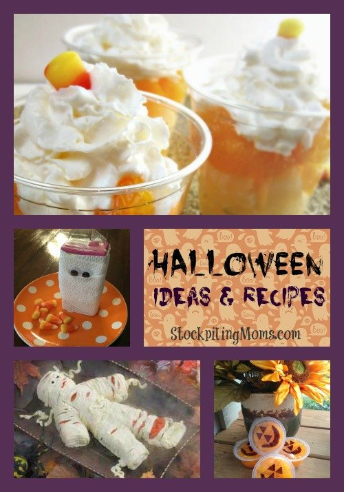 Halloween Ideas and Recipes