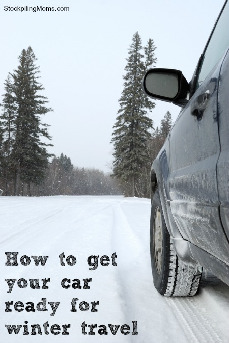 How to get your car ready for winter travel