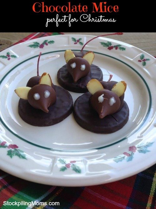 So fun to make and your kids will love them. Perfect for a Christmas Tea or dessert.
