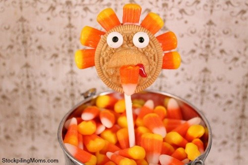 oreo turkey pops 2