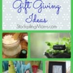 20 Gift Giving Ideas Collage
