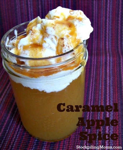 Caramel Apple SPice2