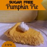 Low Fat Pumpkin Pie final