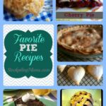 Pie Roundup Collage