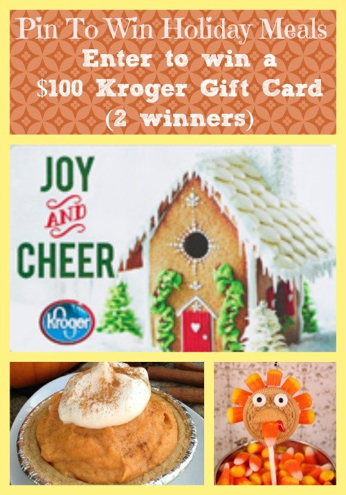 Pin To Win Holiday Meals