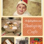 Thanksgiving Crafts Collage