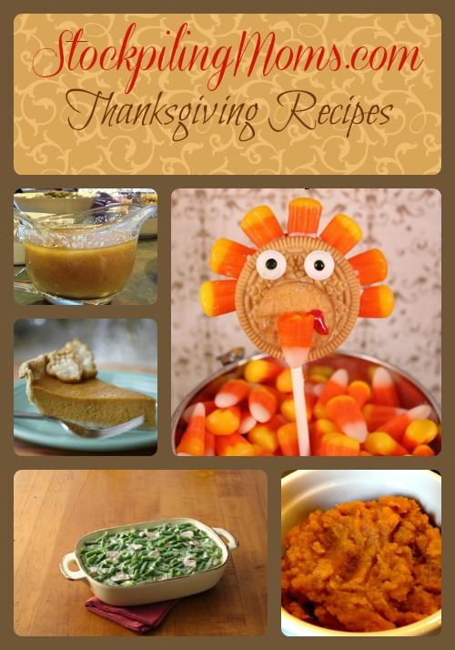 Thanksgiving Crafts & Recipes that are perfect for Thanksgiving Celebrations