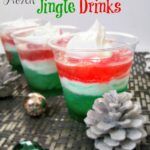Frozen Jingle Drinks