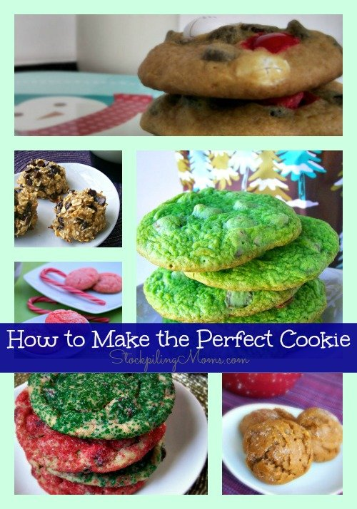 How to Make the Perfect Cookie