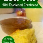Low Fat Old Fashioned Cornbread final