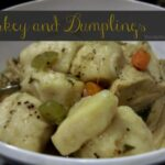 Turkey and Dumplings1