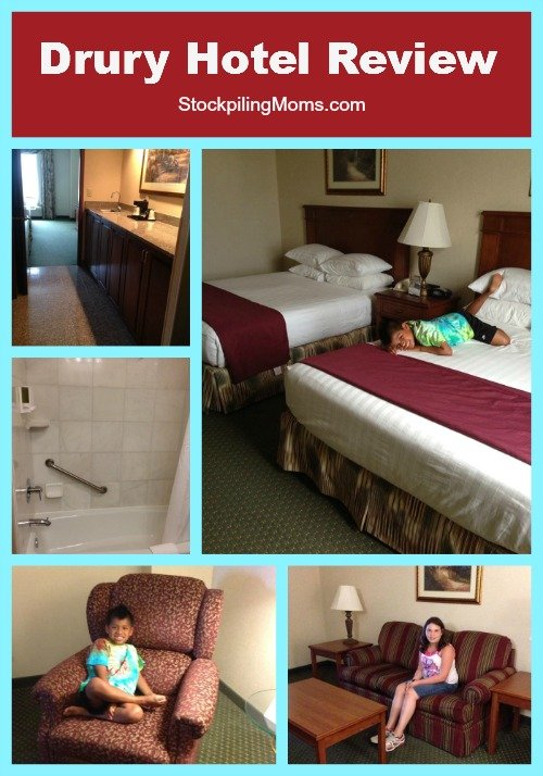 Drury Hotel - Greenville, SC Review