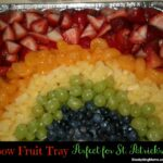 rainbow fruit tray final