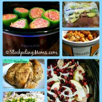 10 Gluten Free Crockpot Collage