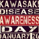 national kawawsi disease awareness day is January 26