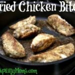 Fried Chicken Bites