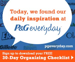 P&G Everyday – Coupons and Savings