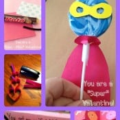 15 Valentine's Day Crafts and Ideas Collage
