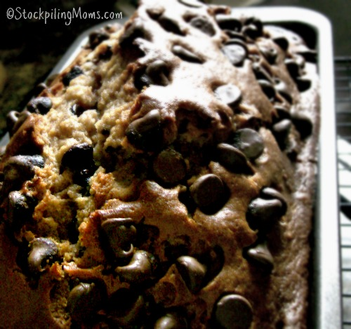 Best Chocolate Chip Banana Bread EVER! You will not be disappointed in this amazing banana bread recipe!
