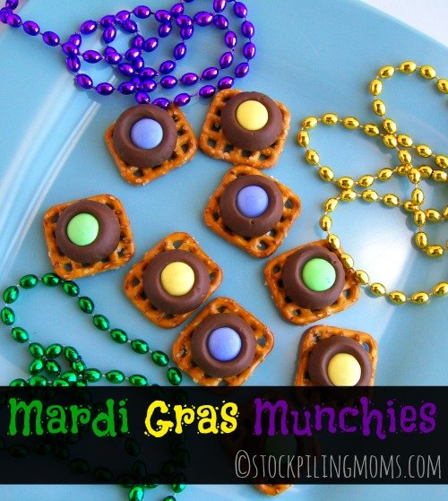 Mardi gras munchies mardi gras munchies are the perfect treat to help celebrate fat tuesday mardigras forumfinder Image collections