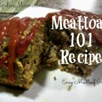 Meatloaf 101 Recipe2