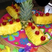 Pineapple Boats