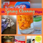 15 Spring Cleaning Tips