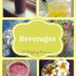 Beverages Collage
