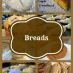 Bread Recipes Collage