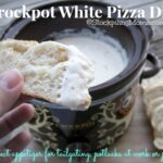 Crockpot White Pizza Dip