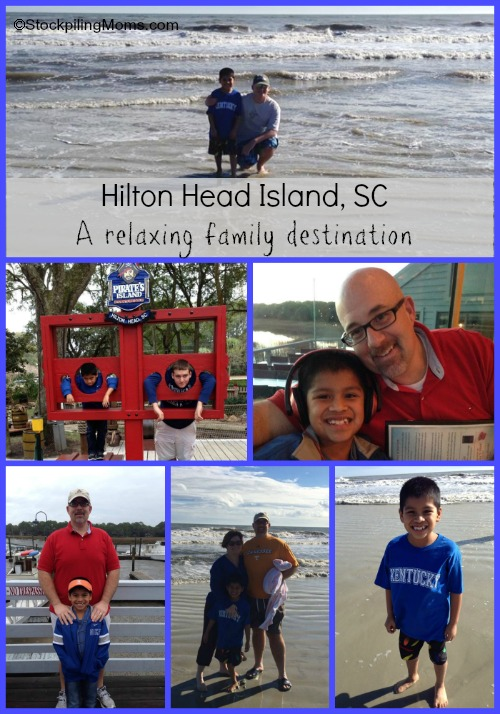 Hilton Head Island, SC - A relaxing family destination