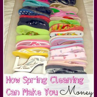 How Spring Cleaning Can Make You Money