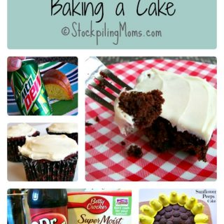 How to Cut Calories when Baking a Cake