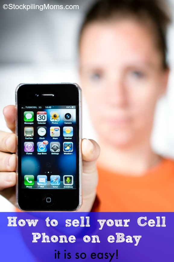 Woman holding iPhone 4S