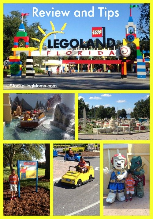 LEGOLAND FL Review and Tips for a Fun Day with the Family!