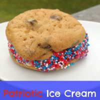 Patriotic Ice Cream Sandwich final